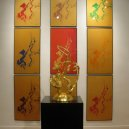 Golden Dragon Sculpture Gallery